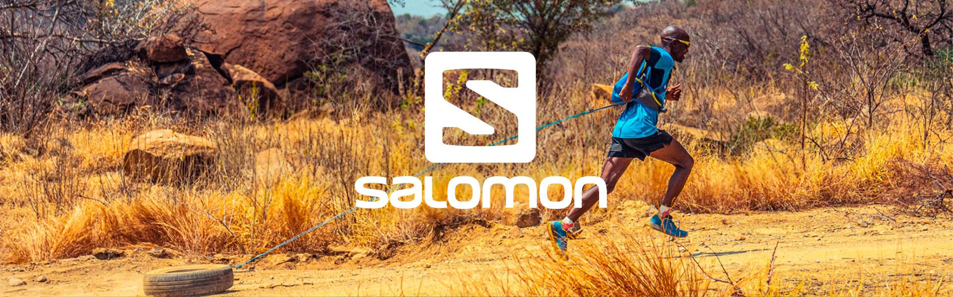 Спортивная обувь кроссовки Salomon