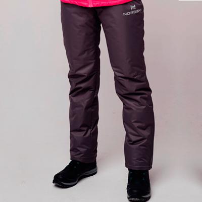 Утепленные брюки Nordski Premium Grey