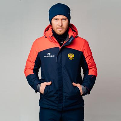 Утепленная куртка NORDSKI Mount
