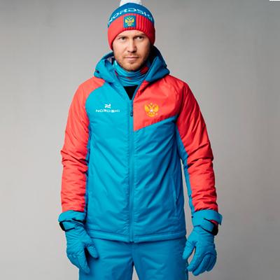Утепленная куртка NORDSKI National 2.0